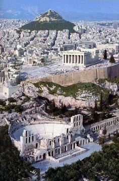 Athens, Greece #cruceromeditarraneo