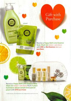 AMORE Mother's Day Gift Event! Purchase $90+ and reach free gifts :D