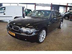 BMW 760Li als Limousine in Rotterdam