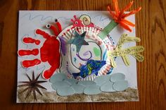 eric carle - a house for a hermit crab