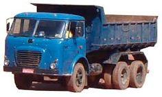 Resultado de imagem para Caminhão FNM BASCULANTE Dump Truck, Volkswagen, Transportation, Trucks, Vehicles, Fifth Wheel, High Road, Antiquities, Amor