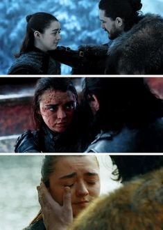 Are you searching for images for got arya?Check this out for unique Game of Thrones images. These unique memes will make you positive. Game Of Thrones Arya, Game Of Thrones Facts, Sansa Stark, Winter Is Here, Winter Is Coming, Jon And Arya, Game Of Thrones Pictures, Valar Morghulis, Valar Dohaeris