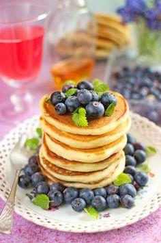 Baked Pancakes, Waffles, Food To Make, Making Food, Cake Recipes, Healthy Recipes, Healthy Food, Sweets, Dishes