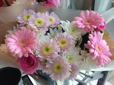 Flowers from waitrose