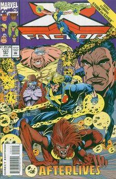wolfsbane comics | Factor Vol 1 #101