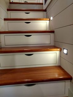 Timbercraft 37 & # Tiny house on wheels for sale .- Timbercraft 37 & # Tiny House on Wheels for Sale AL Tiny House On Wheels amp on House Wheels Timbercraft sell tiny things - Staircase Storage, Staircase Makeover, Stair Storage, Staircase Diy, Diy Storage, Storage Drawers, Kitchen Storage, Staircase Drawers, Outdoor Storage