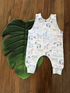Animal Romper Easy Wear, Cute Kids, Rompers, How To Wear, Animals, Clothes, Fashion, Outfits, Moda