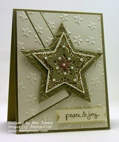 Bright and Beautiful for Pals Paper Arts - The Stampin' Schach