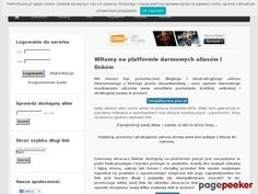 Darmowe aliasy bez reklam - Katalog Stron - Najmocniejszy Polski Seo Katalog - Netbe http://www.netbe.pl/internet,i,komputery/darmowe,aliasy,bez,reklam,s,470/ #aliasy