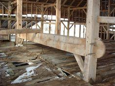 Whittier Heights Dutch Barn - Heritage Restorations