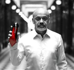 Interview with Christian Louboutin #shoeaholic