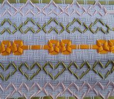 toalhas de trançado de fitas - Pesquisa Google