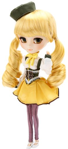 Pullip Tomoe Mami * Product Number: P-049 * Release Date: 11/2011 * Series: Puella Magi Madoka Magicka