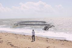 Serpent d'ocean - Ocean Snake / Le Voyage à Nantes