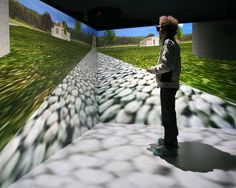 Full Immersion Virtual Reality | Virtual reality products made by Antycip Simulation