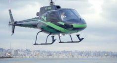 Com preços a partir de R$ 66 Uber lança serviço de helicóptero em SP