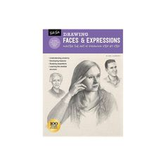 Drawing: Faces & Expressions - (How to Draw & Paint) by Diane Cardaci (Paperback) Simple Face Drawing, Drawing Faces, Drawings, How To Draw Abs, Learn To Draw, Shading Techniques, Science Illustration, School Of Visual Arts, Art Students League