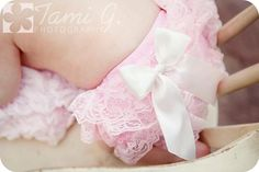 Lacey Lou Ruffle Bloomer - Choose Your Color