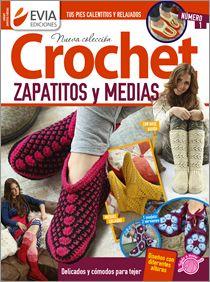 Crochet ZAPATITOS y MEDIAS Nº 01 - 2016