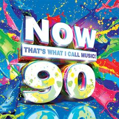 Various Artists - Now That's What I Call Music 90! Out on 30/3/15! Can't wait! I wonder what songs are on it❤️