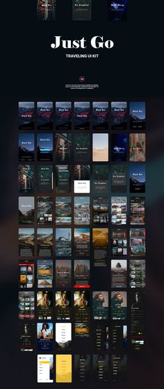 Welcome to Just Go – android traveling app created for Adobe XD. Just Go is an android UI Kit, full of nice UI elements, placed in 50+ modern screens. Just Go is all vector based, fully compatible and editable. Layers are well-organized, carefully named & grouped. All screens are categorized in 6 categories: Sing up, Walk-through, Discover, Articles, Profile, Menu. Hope to bring you joy and speed up your process.
