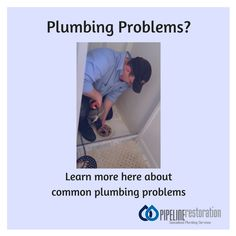 Learn More About 4 Most Common Plumbing Problems And Repair Tips. Clogged  Shower, Clogged Toilet, Clogged Kitchen Sink And Broken Garbage Disposal.