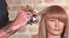 Best Hair Cutting Techniques - The Ultimate Guide Free Videos] Hair Cutting Videos, Hair Cutting Techniques, Cutting Hair, Layered Haircuts Short Hair, Short Hair Cuts, Hair Cut Guide, Hairstyle Ideas, Cool Hairstyles, Medium Hair Styles