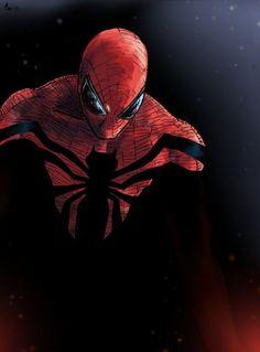 #spiderman #marvel #comics #avengers #spider #hot #sexy #art #comicsart