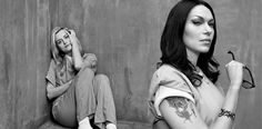 Alex Vause and Piper Chapman by AndreaMatterazzi