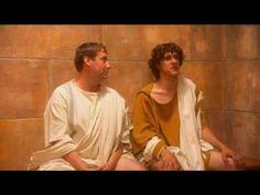 HORRIBLE HISTORIES - Roman Toilets