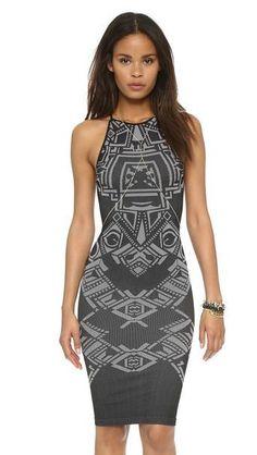 New Free People Womens Seamless Sleeveless Low Back Mini Slip Bodycon Dress $30