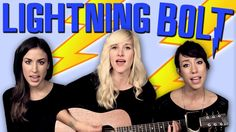 Walk off the Earth cover - Lightning Bolt, by Jake Bugg, with friends Jennie and Karalea fro the band Z A Y A.