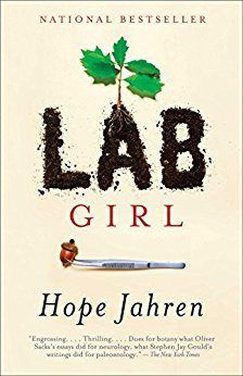 Hope Jahren's Lab Girl is an inspirational memoir and a great book about the importance of science. The author is a fantastic role model for young adults!