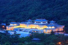 國立故宮博物院(National Palace Museum).. Taipei, Taiwan