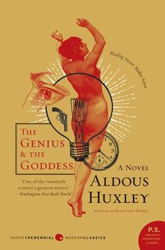 Remembering Aldous Huxley: 50 Years Later. The Genius and the Goddess: A Novel.   http://statictab.com/35hbwcr