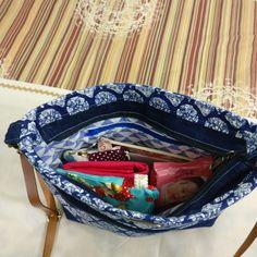 Indigo Block Print Denim Bag Blue Fabric, Cotton Fabric, Indian Block Print, Printed Denim, Denim Bag, Everyday Bag, Casual Bags, Printing On Fabric, Messenger Bag