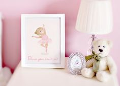 Children's Art Print...Little Girls by SweetCheeksImages on Etsy