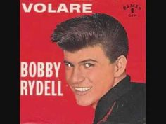 Right up there with the versions by Dean Martin and Rosemary Clooney, Bobby Rydell's version of 'Sway' from 1961 continues to be a fan fav version of this classic song. Rydell would resurrect it in 1976 making a hit with his disco version of this same tune. Here's his original 1961 hit with 'Sway.'  It was a surprise hit as the 'B' side to his #1 hit 'Volare'' on the 'A' side.