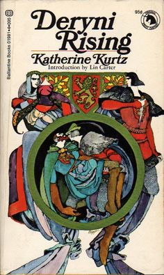 Deryni Rising by Katherine Kurtz was published in 1970, her first published book and the first of her Deryni series. Bob Pepper