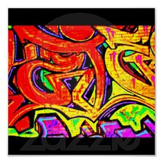 Poster-Abstract/Misc-Graffiti Gallery 4