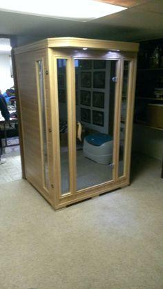 Happy GHS Customer - Hemlock Infrared Sauna.