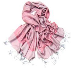 étole pashmina motifs tissés rose #meecharpes http://www.mesecharpes.com/etoles/etole-pashmina/etole-pashmina-rose-motifs-tisses.html