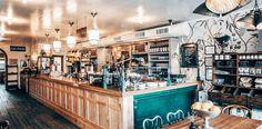 Saint Alban - Charleston Cafe, Coffee Shop and Wine Bar
