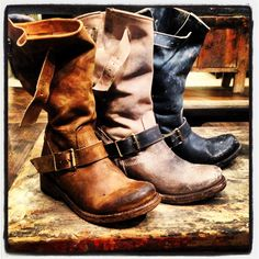 FREEBIRDbySteven Crosby boot love