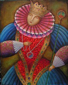 Empress by Sergey Ivchenko.