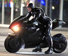 Kawasaki  Z 1000  SX  Police Road (2014) do Filme ' RoboCop '