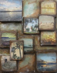 photography and encaustic by Anna Woerman