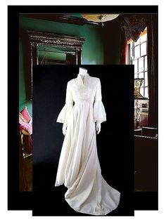 Romantic Vintage Medieval Princess Bride by OnceUponTimeWEdding