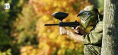 NORMANDIE PAINTBALL ARENAS - http://www.activexplore.com/activity/normandie-paintball-arenas/