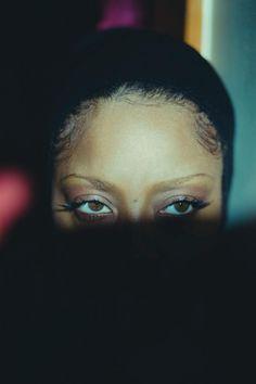 i know those eyes anywhere...erykah badu for oyster magazine